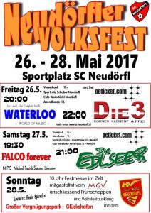 Volksfest mit Ö-Ticket