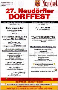 Dorffest 17